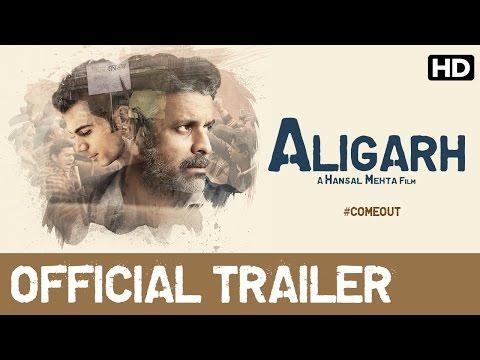 Aligarh Trailer Manoj Bajpayee Rajkummar Rao