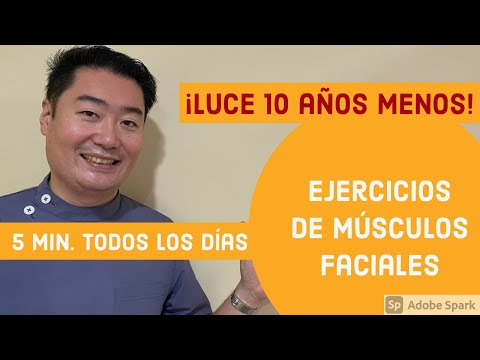 Ejercicios De Músculos Faciales Para Parecer Más Joven