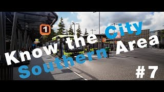 Bus Simulator 18 - Know the City #7 SOUTHERN AREA