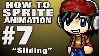"7. ""Sliding"" - Flash Sprite Animation Tutorials"