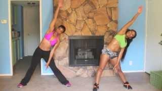 Hip Hop Tabata Dance Workout With @KeairaLaShae