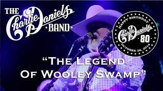 The Charlie Daniels Band - The Legend Of Wooley Swamp (Live) [2011]
