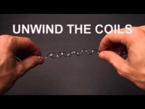 Crazy Wire Illusion (vid)