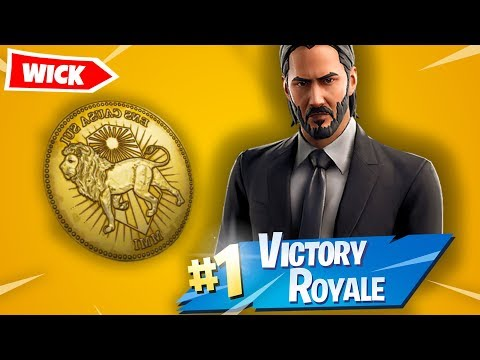JOHN WICK MÓD VE FORTNITE!