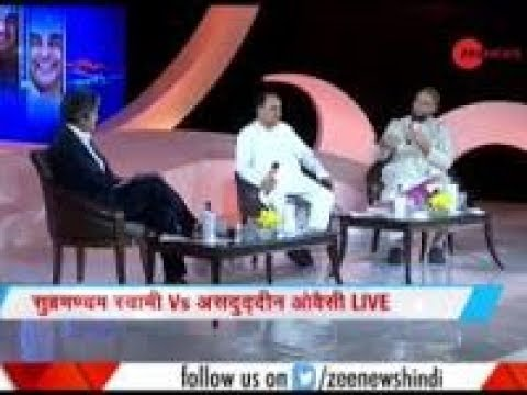 Zee India Conclave: 'Shiv Sena won't leave NDA, this I can guarantee', says Subramanian Swamy