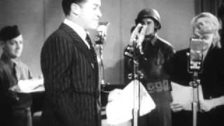 Strictly Gi (1943) -Bob Hope USO studio show video recording-