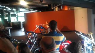 preview picture of video 'Paul Sr. at OCC on Sunday 10/7/2012'