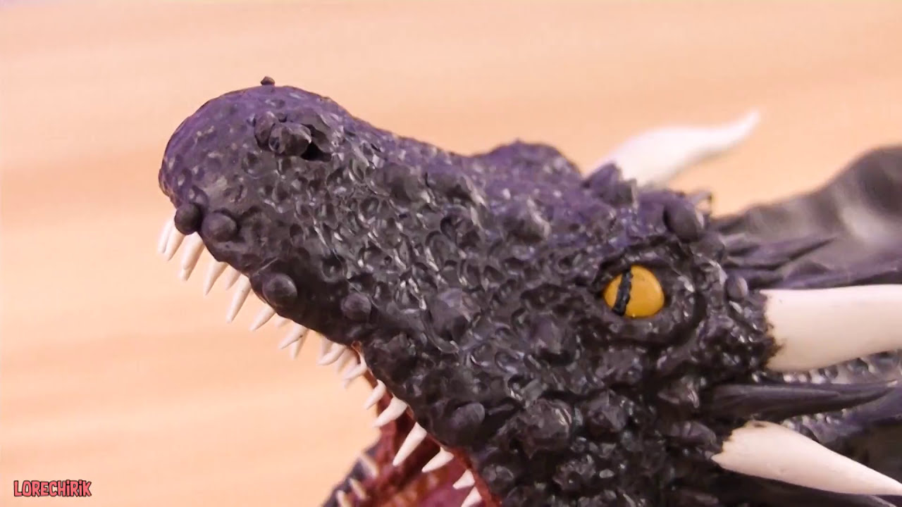 chocolate sculpture of drogon from game of thrones by lore chirik