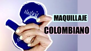 Maquillaje Haul Colombiano