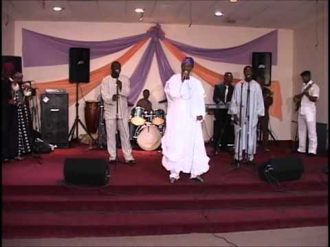 Jacob Kunle Ajomale (JKA) Live Cambell's 50th Birthday Party 2006
