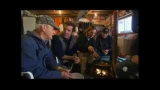 Alan Doyle & Rick Mercer: Cod Jigging, Singing, Cutting Out Tongues (Rick Mercer Report)