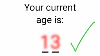 This video will accurately guess your age and number!