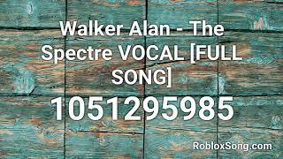 Spectre Alan Walker Full Song Roblox Id Alan Walker Download 320 Mp3