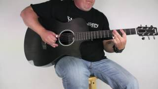 Rainsong Shorty Carbon Fiber Acoustic Guitar | The Music Gallery