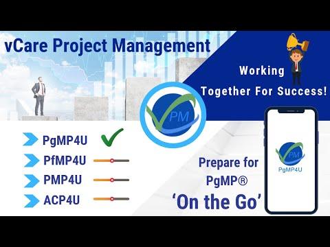 vCare Project Management   PgMP   Training   PgMP4U   Dharam ...