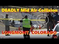 Longmont, CO: Mid-Air Plane Crash: 3-21-12 - YouTube