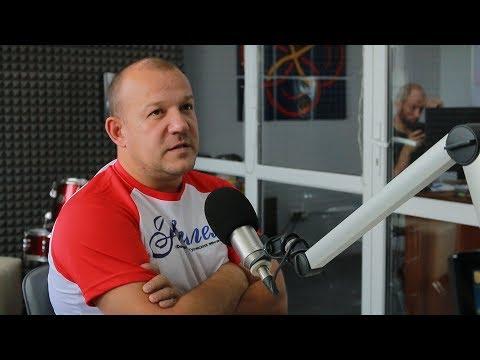 Сергей Лаптев - руководитель муниципального предприятия КызылГорТранс