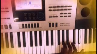 Bhole o Bhole..... From Yarana.... Piano Cover