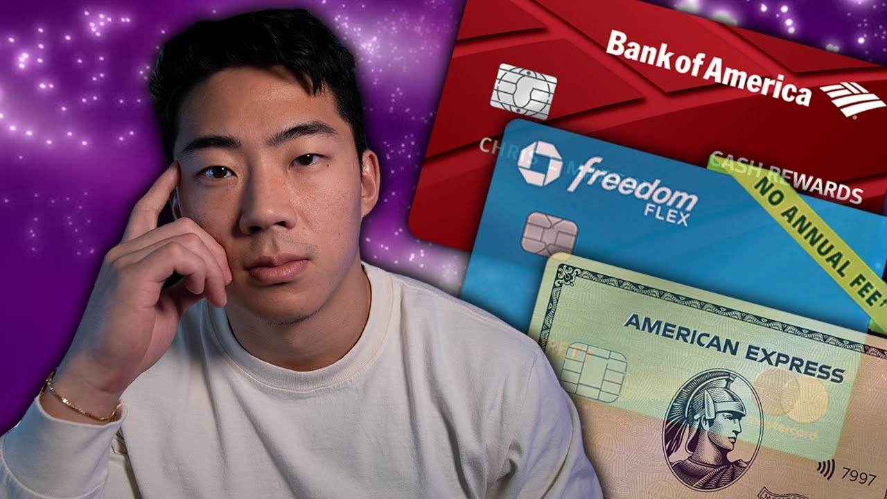 7 BEST Credit Cards of 2021 thumbnail
