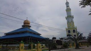 Masjid Jamik Ismaliyah Dibangun 1880 oleh Pangeran Nara Kelana Bin Sultan Osman Perkasa Alam