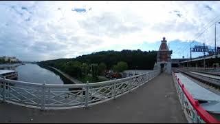 Андреевский мост. 360 градусов. AllVideo