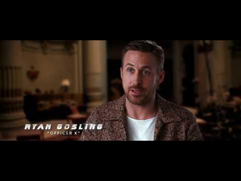 Blade Runner 2049 (Featurette 'Ryan Gosling')
