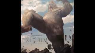 Really Slow Motion - Colossus Awakening (Exitium)