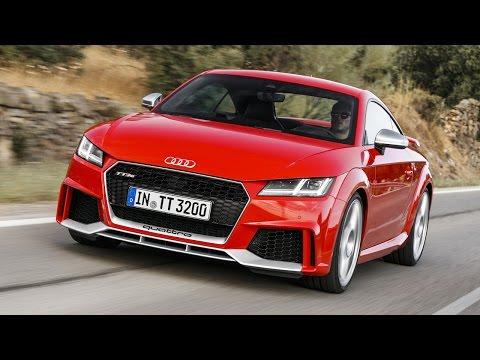 Audi  TT Купе класса A - рекламное видео 3
