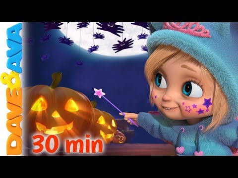 🎃 Who Took the Candy?   Halloween Songs and Nursery Rhymes by Dave and Ava  🎃