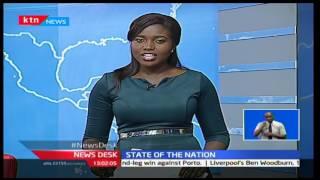 Kenyans wait in anticipation for President Uhuru Kenyatta's last address as President