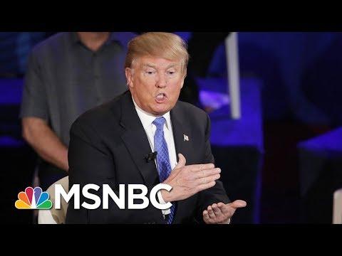 Breaking Down President Donald Trump's Decision To Recognize Jerusalem | Velshi & Ruhle | MSNBC