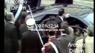 DiFilm  Nestor Kirchner Del Congreso A La Casa Rosada 2003