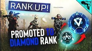 I finally hit DIAMOND in APEX LEGENDS!!