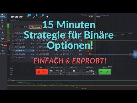 Bināro iespēju derību stratēģijas