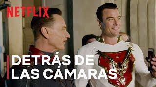 Jupiter's Legacy (EN ESPAÑOL) | Un día en el set con Josh Duhamel  Trailer