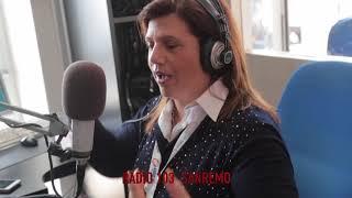 Intervista in diretta con Radio 103 da Sanremo