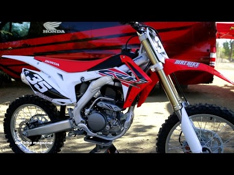 2017 Honda CRF 250 – Dirt Bike Magazine