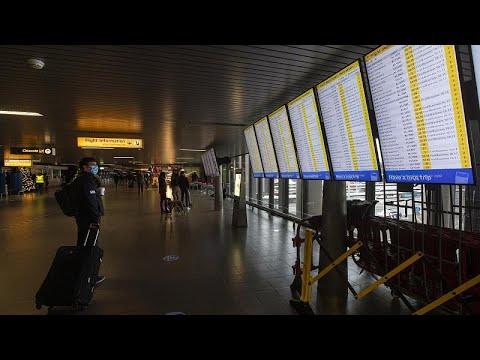 Κλείνουν τα σύνορα με Βρετανία – Συναγερμός στην Ευρώπη για την μετάλλαξη του κορονοϊού…