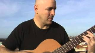 I Concentrate on You - Cole Porter - Vocals and Guitar