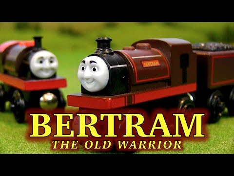 Bertram Review | Thomas Wooden Railway Discussion #95