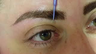 Eyebrows Microblading for Fuller Look by El Truchan