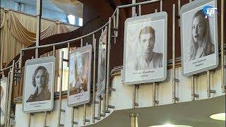 В театре драмы имени Достоевского появилась актерская галерея