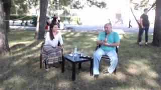 Встреча молодежи с Андреем Базилевским