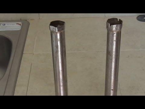 Llave de tubo para contratuercas de mezcladoras
