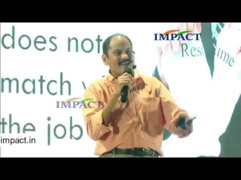 Effective Resume|Ram Jaladurgam|TELUGU IMPACT Vijayawada 2016