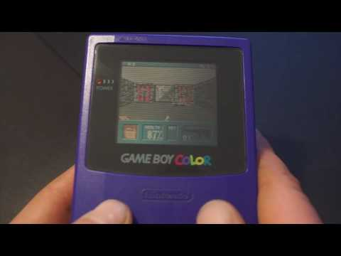 Wolfenstein 3D sur Game Boy Color