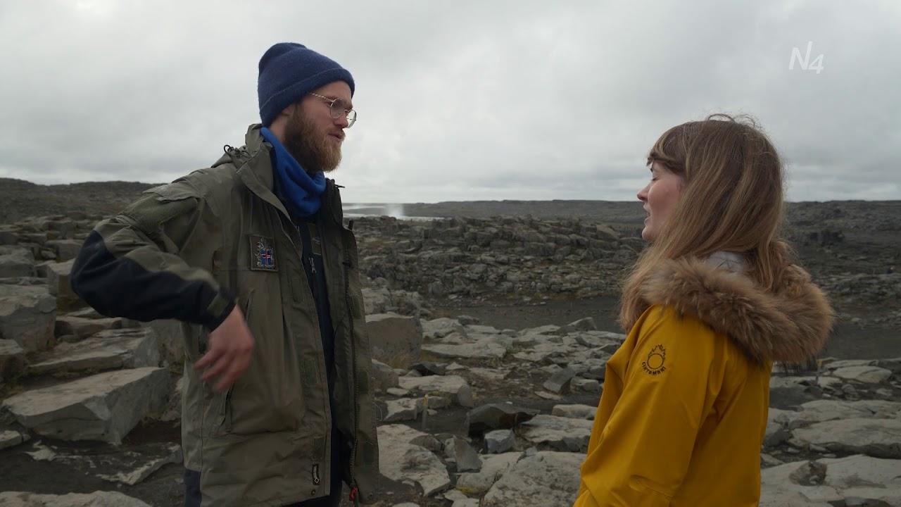 Landvörður með meiru - VatnajökulsþjóðgarðurThumbnail not found