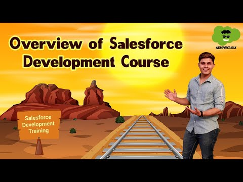 Overview of Salesforce Development Course   Learn Salesforce Development from scratch
