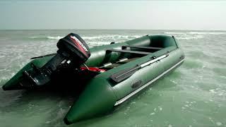 Характеристики надувных лодок bark