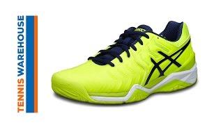 Ανδρικά παπούτσια τένις Asics Gel Resolution 7 video